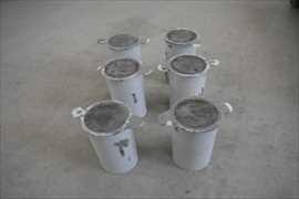 モルタル・グラウト・セメントミルク強度試験